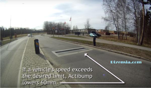 Teknologi Ini Mampu Membuat Pegendara Menurunkan Kecepatan