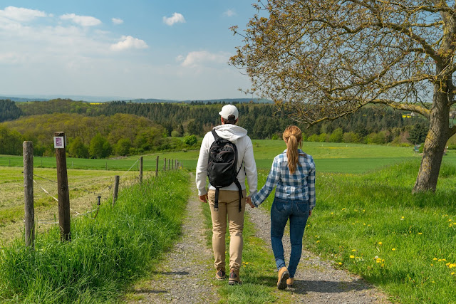 Traumschleife Dünnbach-Pfad - Saar-Hunsrück-Steig  Premiumwanderweg Kastellaun  Wandern im Hunsrück 01