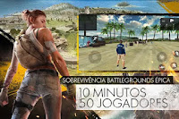 Download Free Fire Battlegrounds Diamantes Infinito