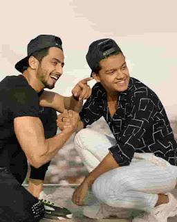 Riyaz Aly With Faisu