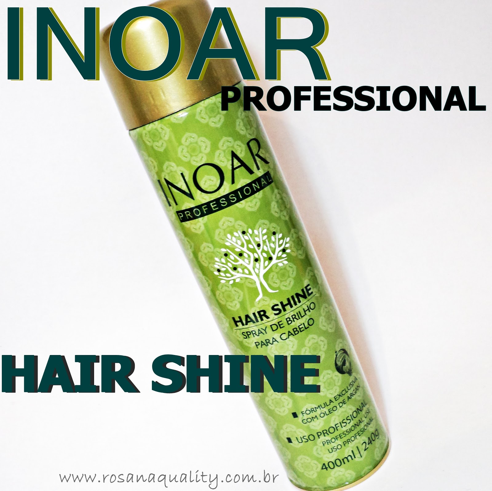 Hair Shine Inoar