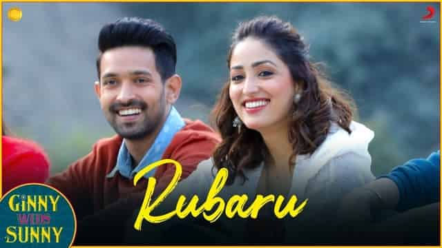 रूबरू Rubaru Lyrics In Hindi - Ginny Weds Sunny