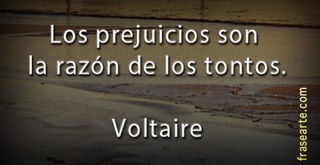 Frases célebres de Voltaire