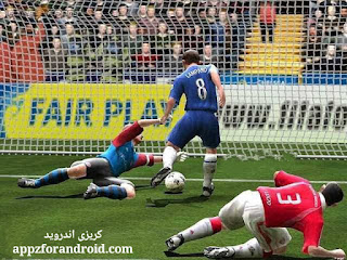 تحميل لعبة فيفا 2006 للاندرويد