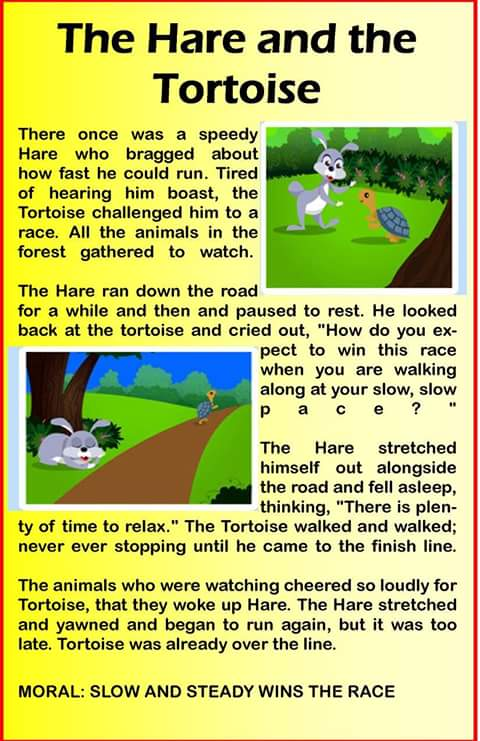 Teacher Fun Files English Stories 1
