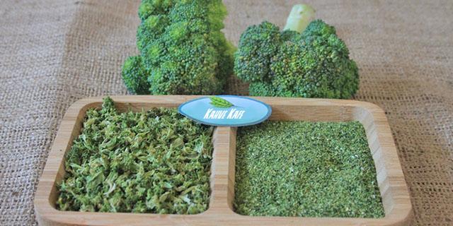 brokoli latte için brokoli tozu, brokoli tozu yararları, brokoli çorbası, KahveKafe