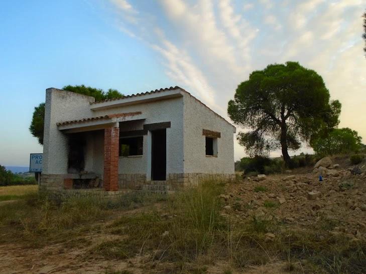 Casa abandonada en Valdemoro