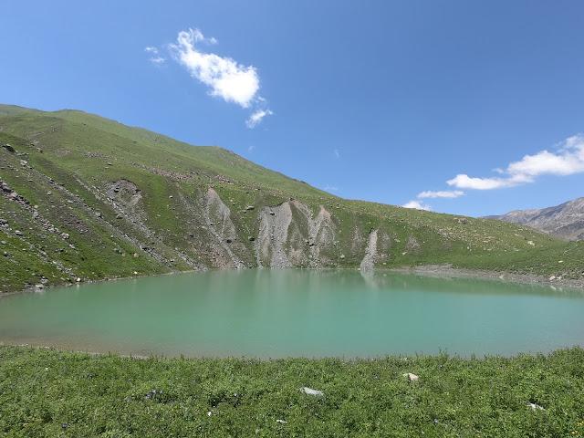 How To Do Kashmir Great Lakes Trek  gadsar