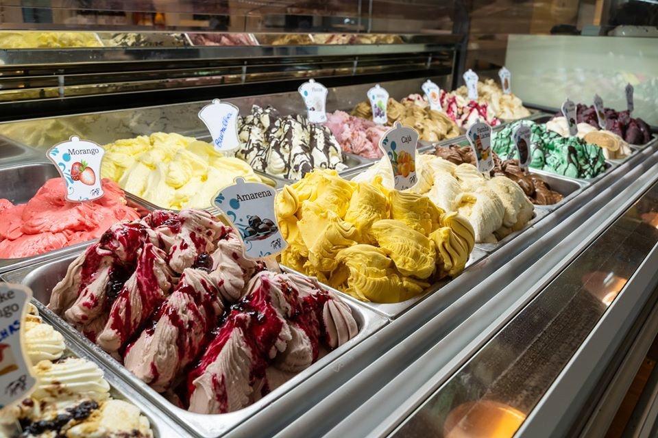 melhor sorvete de Recife