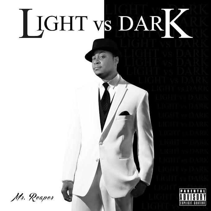 "Album of the day ""Light vs Dark"" By Mr.Reaper"