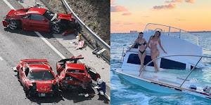 25 Falhas e acidentes tão caros que dói só de ver