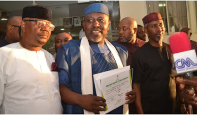 Okorocha's Predicament Continues As INEC Vows To Appeal Court Judgement