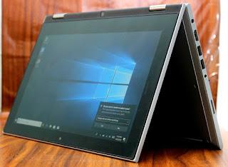 Hybrid Laptop Dell Inspiron 11-3158 Bekas