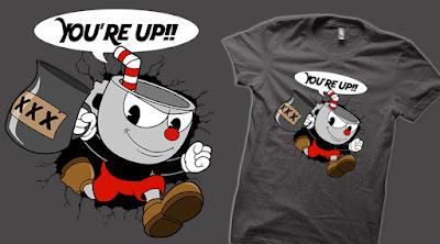 Cup-Aid tshirt.