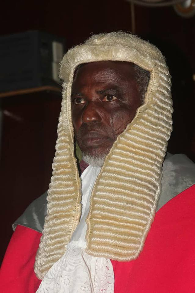 NANIGLAWS holds moot court session in honors of chief judge Niger state