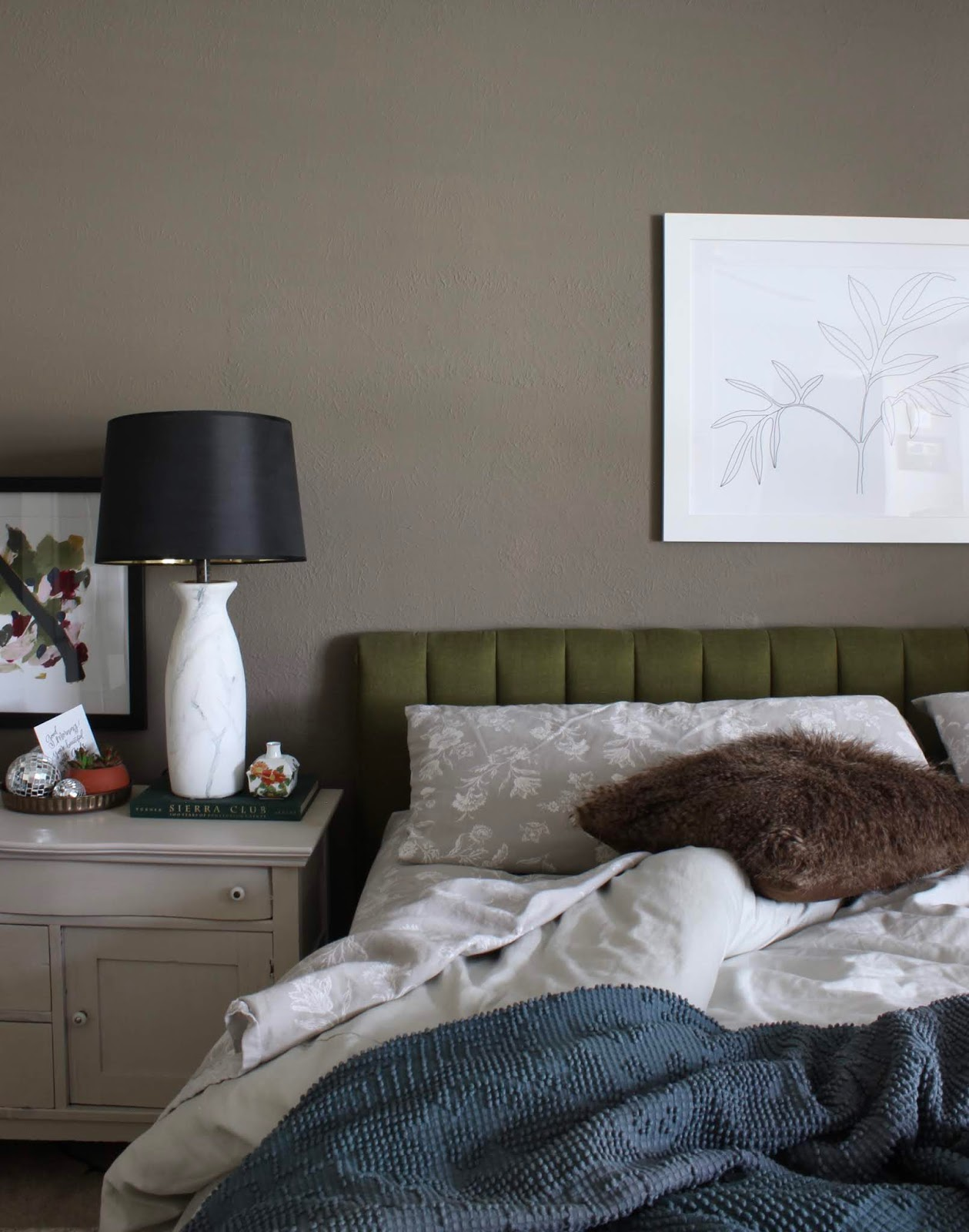Something different late fall home tour | House Homemade