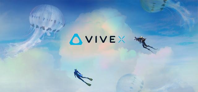 Vive X logo