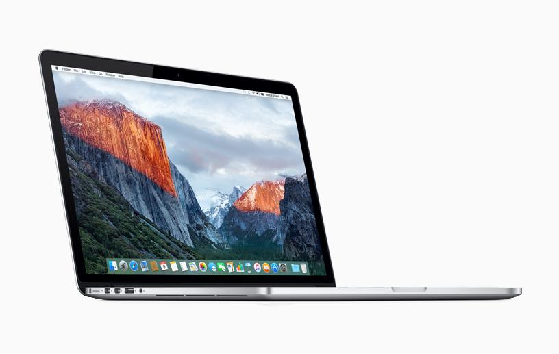 15 吋 MacBook Pro