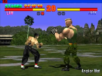 Tekken+arcade+game+portable+3D+fighter+download free