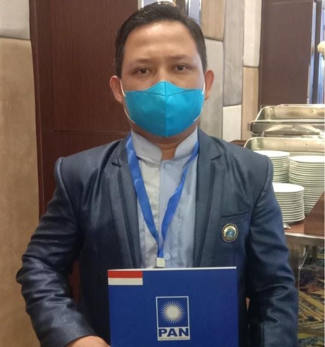 Tismon Pimpin DPD PAN Banyuasin