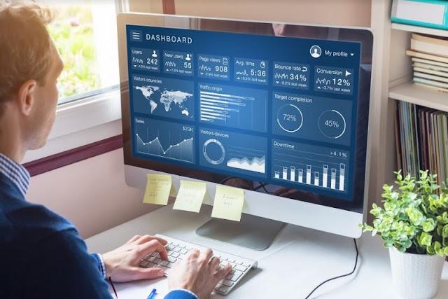 how to monitor website success analytics page metrics site kpi