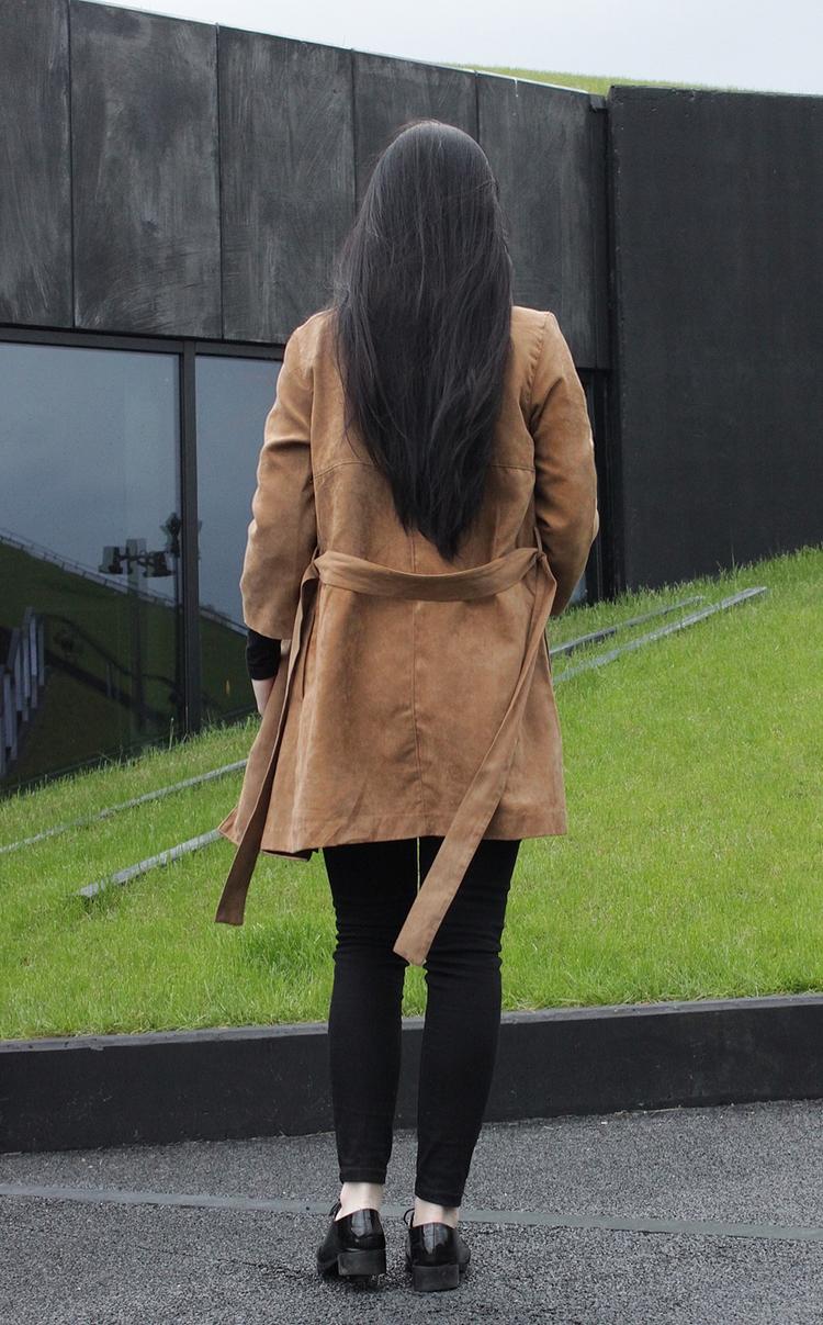 reserved l stylizacja l długie włosy