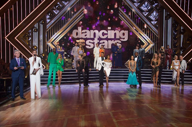 'Dancing with the Stars' - Everything to Know About Tonight's Movie Night Theme