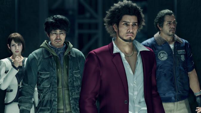 Meet the Heroes of Yakuza: Like a Dragon
