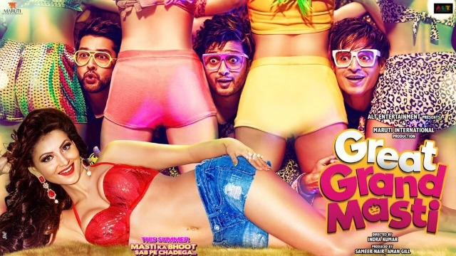 Bollywood movie Great Grand Masti Box Office Collection wiki, Koimoi, Great Grand Masti cost, profits & Box office verdict Hit or Flop, latest update Budget, income, Profit, loss on MT WIKI, Bollywood Hungama, box office india
