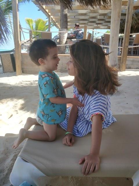Punta Cana con niños y bebes