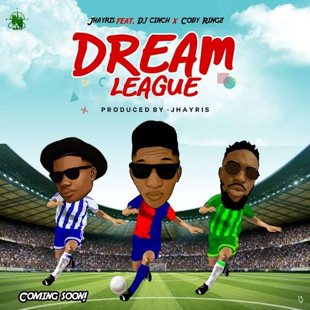 "[BangHitz] E-News: Jhayris to drop ""Dream League"" soon (read details)"