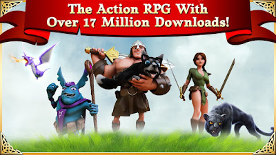 Arcane Legends: MMO RPG Apk for Android Download