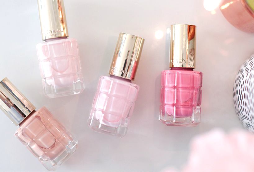 L'oreal Paris Le Vernis L'Huile Colour Riche Review