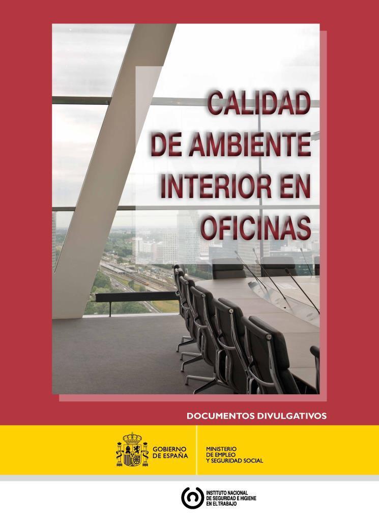 Calidad de ambiente interior en oficinas