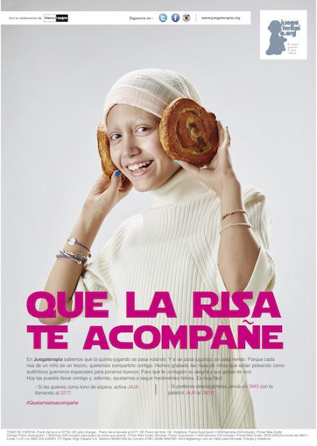 #QueLaRisaTeAcompañe #Juegaterapia #DiaInternacionalContraElCancerInfantil #laquimiojugandosepasavolando