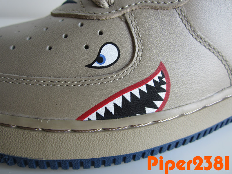 1e50acd4b52a I bought these Air Force 1 s back in February of 2005. I remember the date  because Valentine s Day had just passed by and I was broke from buying gifts  for ...