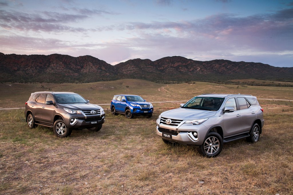 Toyota Motor Philippines Reveals More Fortuner Tidbits