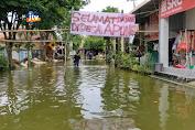 Sejumlah Kantor Desa Terendam Banjir, Aktifitas Pemdes Lumpuh