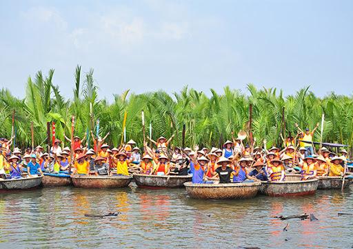 Cùng mình chia sể kinh nghiệm tất tần tật về rừng Dừa Bảy Mẫu