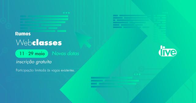 RUMOS LANÇA NOVA RONDA DE WEBCLASSES GRATUITAS