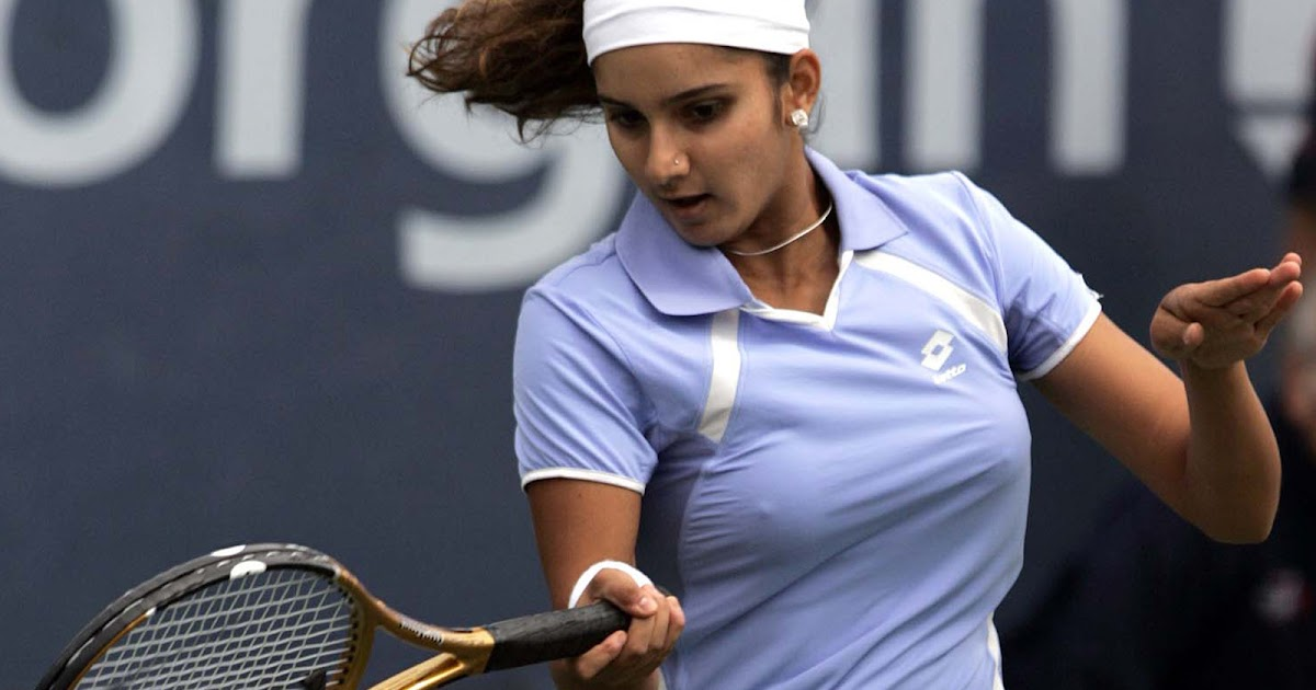 My favourite sports star sania mirza