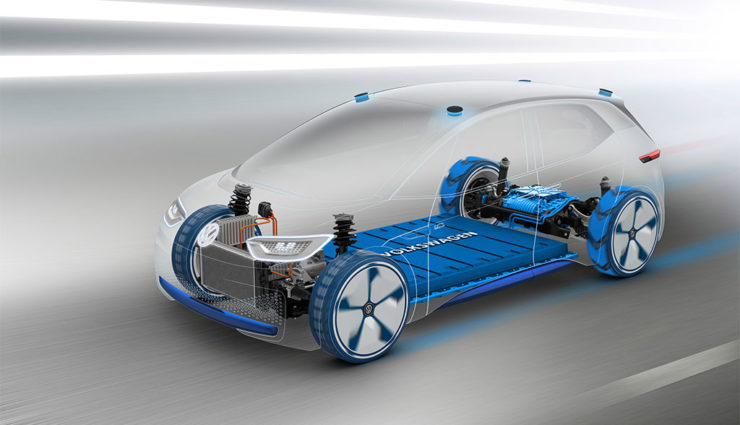 Vw Increase Stake In Solid State Batteries With 100m Investment