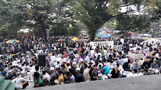 Soal Kerumunan Ulama NU Abuya Uci, Musni Umar: Apakah Akan Diperlakukan Seperti HRS?