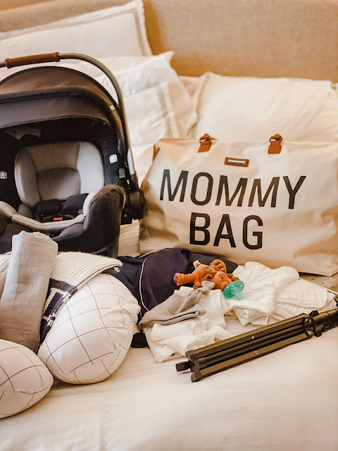 Hospital Bag Must Haves | Hospital Bag for Mom