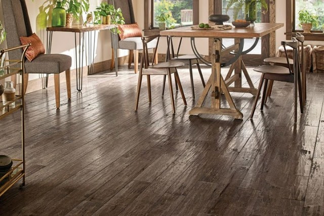 Diamondback Flooring Floors Everyone With Consistent Delivery Of High-End Services