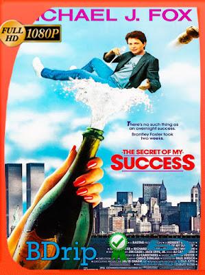 El Secreto de mi Éxito (1987) HD BDRIP [1080p] Latino [GoogleDrive] [MasterAnime]