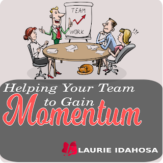 Helping Your Team to Gain Momentum