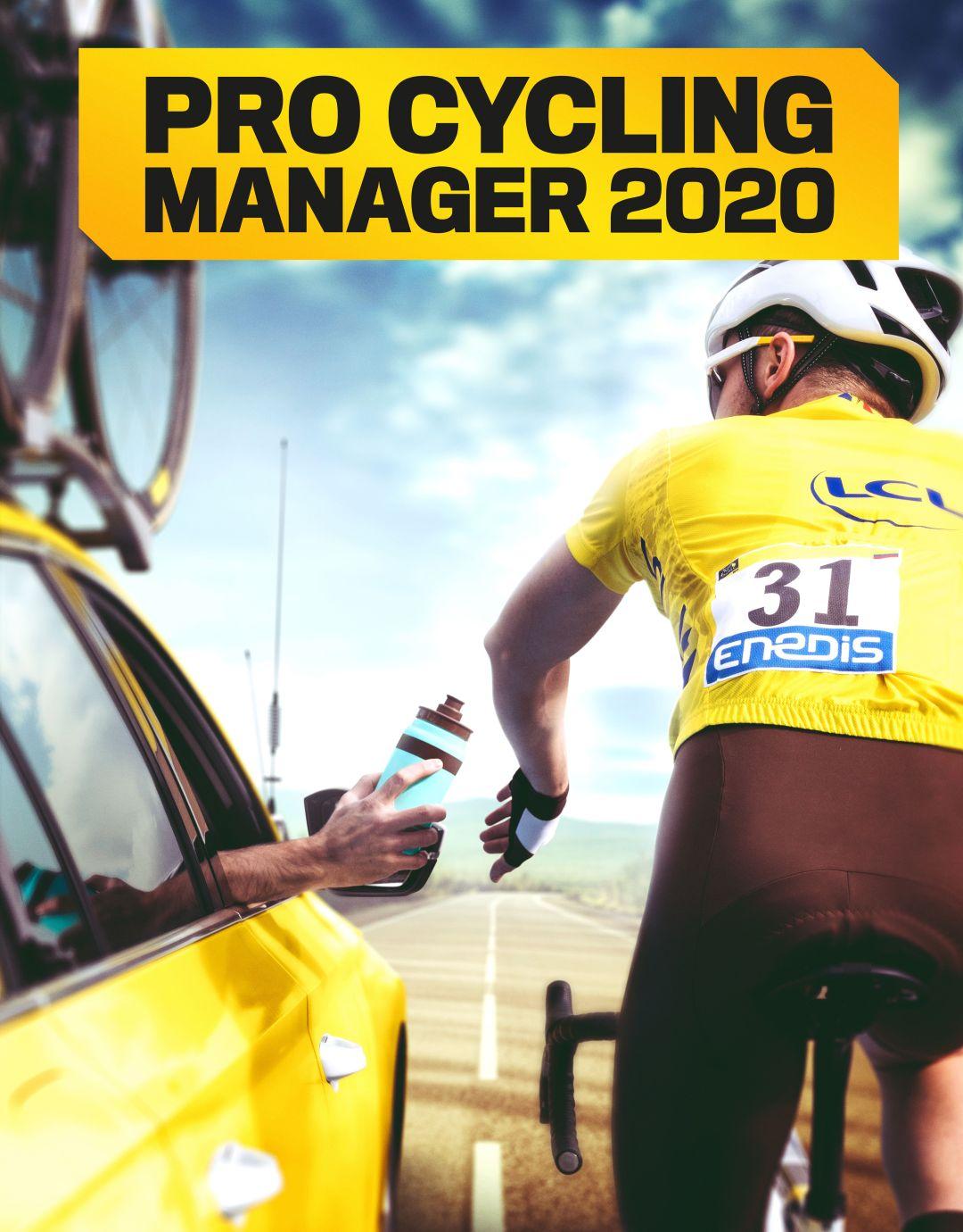 Descargar Pro Cycling Manager 2020 PC Cover Caratula