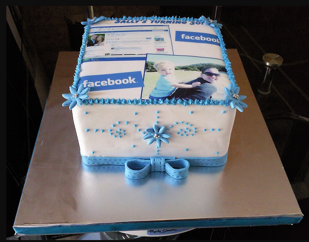 Happy Birthday Cake Pictures for Facebook Enspirer Facebook