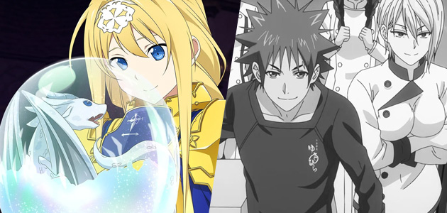 4 animes da temporada de outono de 2019 que você deve assistir